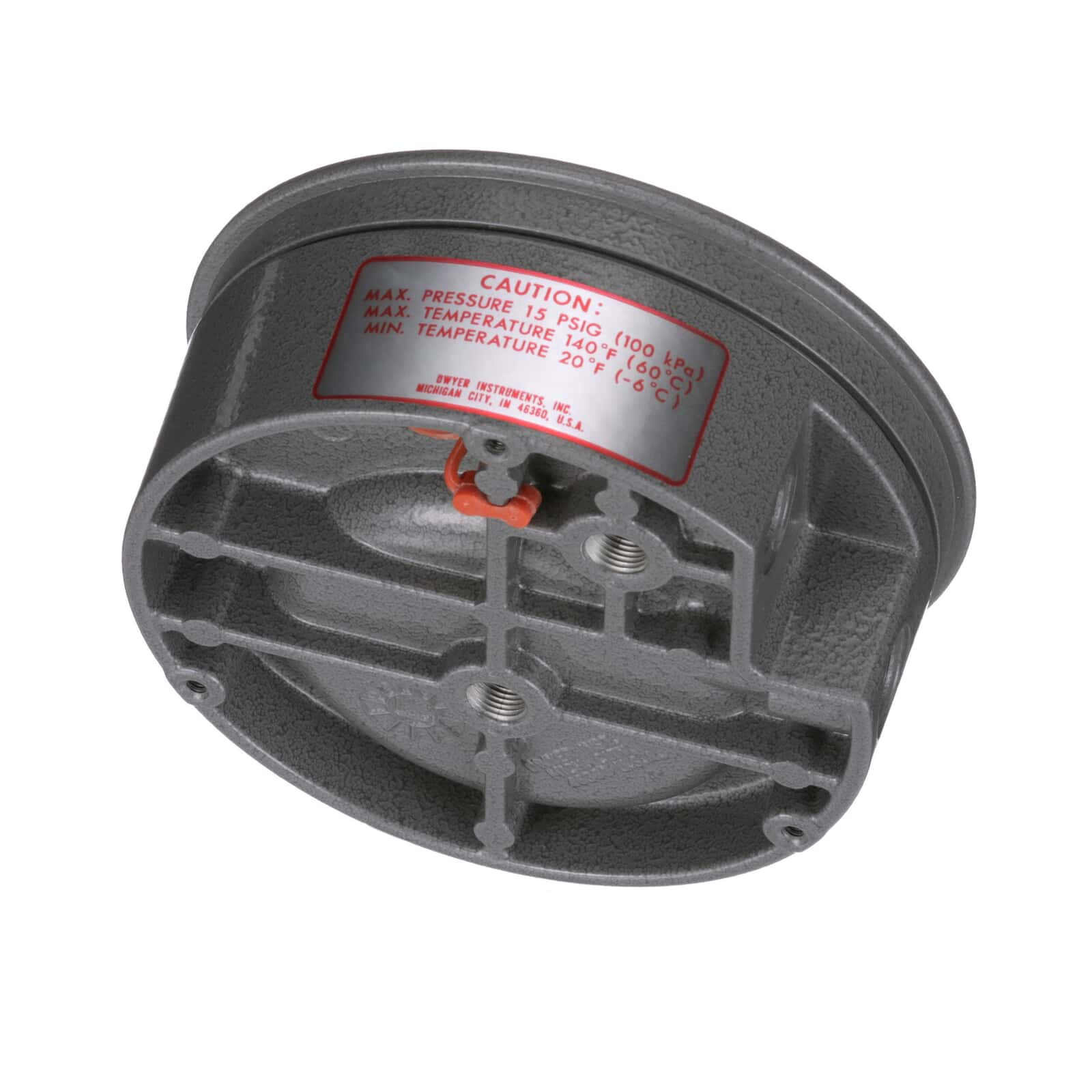 Series 2000 Magnehelic Differential Pressure Gages Is A Versatile National Brand Alternative Thermostat Wire 18 Gauge 2 500 Ft Pvc Low With Wide Choice Of 81 Models And 27 Options To