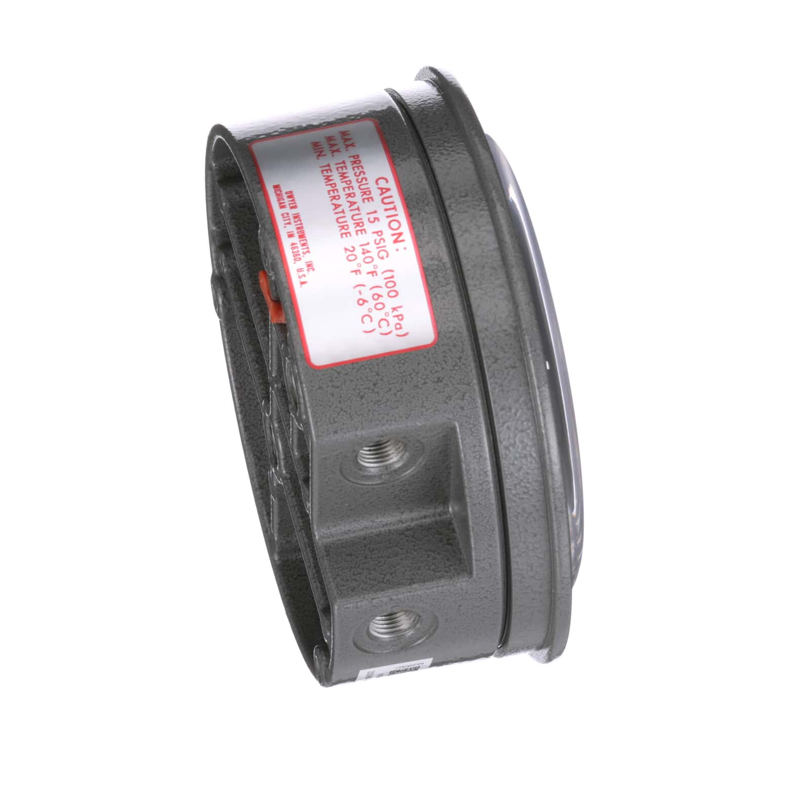 Series 2000 Magnehelic Differential Pressure Gages Is A Versatile The Inside Of Generator Inlet Box With Connections Made Click Low Gauge Wide Choice 81 Models And 27 Options To