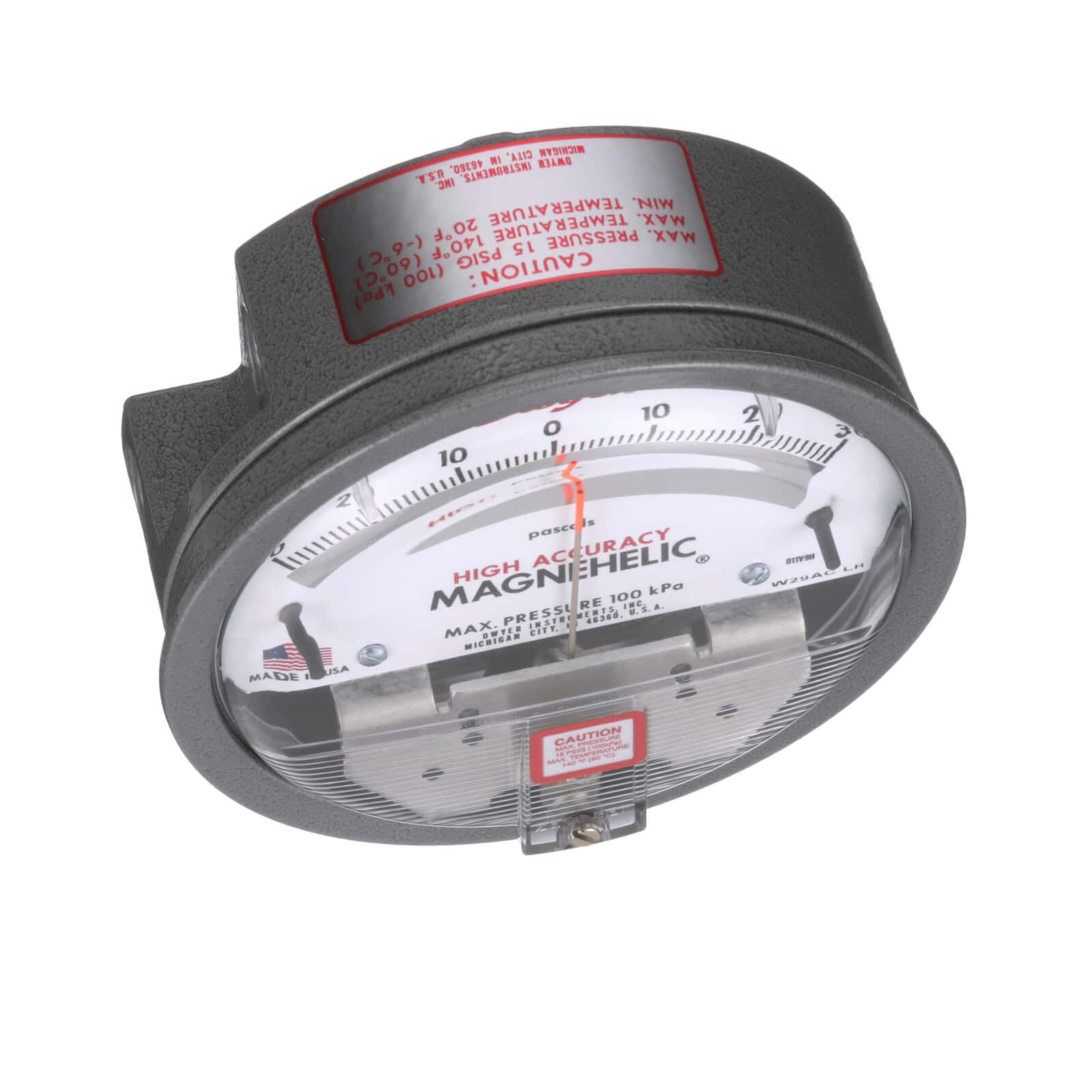 Series 2000 Magnehelic Differential Pressure Gages Is A Versatile Mobil Home Air Handler Wiring Diagram Low Gauge With Wide Choice Of 81 Models And 27 Options To