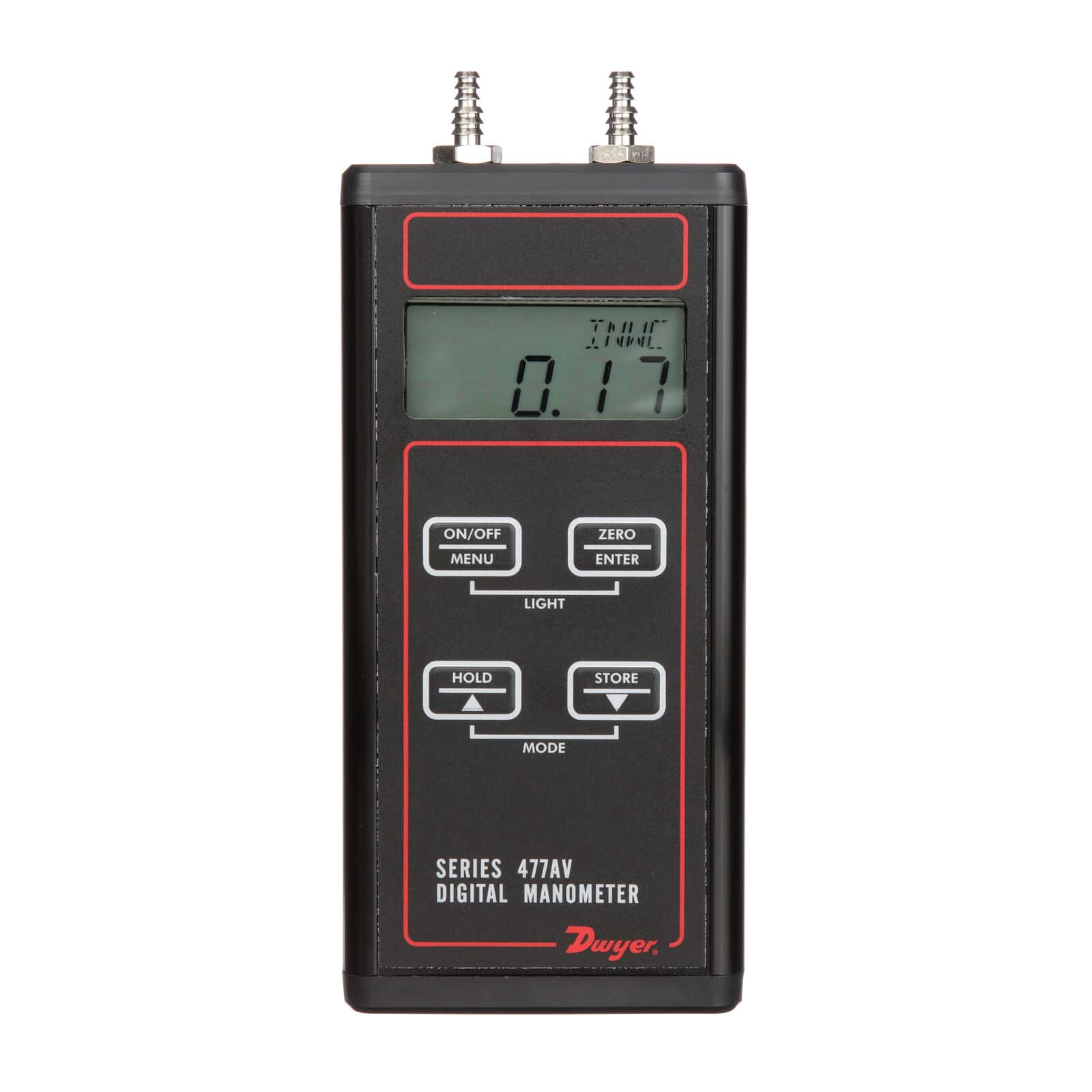 Series 477AV | Handheld Digital Manometer are available with