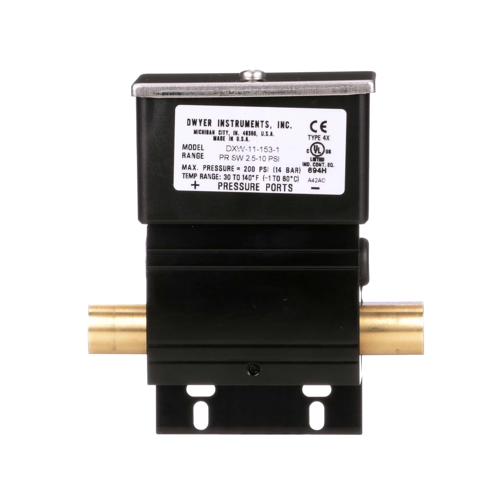 Series Dx Wet Differential Pressure Switch For Use With Most Washing Machine Wiring Diagram Swipe To Spin